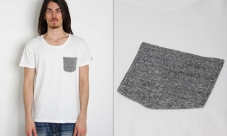 Indigofera Prima Wilson Pocket T-Shirt