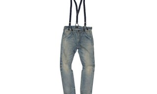 Lee 101 Logger Selvage Denim