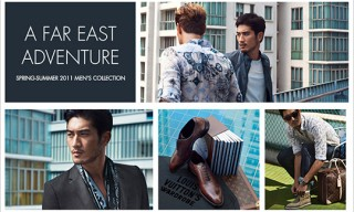 "Louis Vuitton ""A Far East Adventure"" Online Presentation"