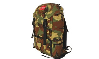Manhattan Portage Cordura Hiker Camo Backpack