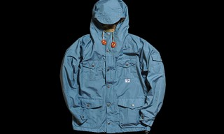 Mt. Rainier Design Hunting Mountain Parka