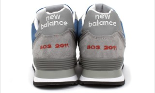New Balance 574 Made in USA Boston Marathon Edition