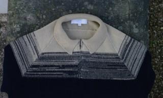 Omar Kashoura Knitted Polo