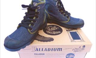 """Mister Freedom, Palladium """"Palladenim"""" Boots"""