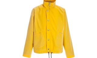 Peter Jensen Drawstring Hem Jacket