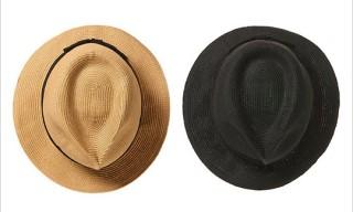 Robert Geller Linen Dock Hat