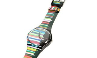Markus Linnenbrink for Swatch Watch