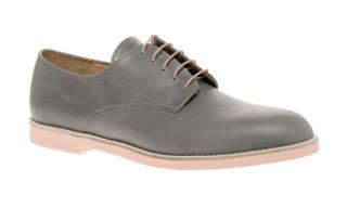T+F Shoemakers Derby Shoe