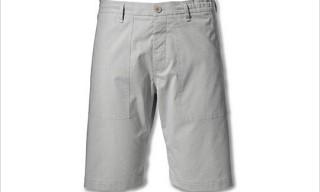 Theory Niro Shorts