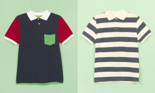 This is not a Polo Shirt by Band of Outsiders for Spring/Summer 2011