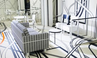 Tobias Rehberger for Artek 'Nothing happens for a reason'
