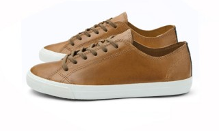 Veja for French Trotters Camel Low Tops