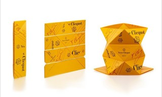 Veuve Clicquot Origami Box