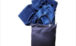"Orlebar Brown + WANT Les Essentiels de la Vie ""Ultimate Navy"""