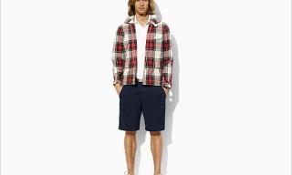 "Polo Ralph Lauren ""Grange Poplin"" Tartan Shirt"