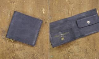 Ally Capellino Rocky Navy Wallet