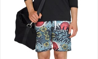 Bantu Swimming Trunks