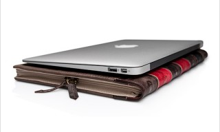 BookBook for the Macbook Air