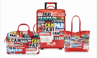 Brics for Campari 150th Anniversary Luggage and Bags