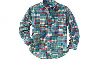 "Cape Madras ""Madras"" Long Sleeve Shirts"