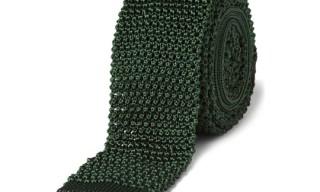 Charvet Knitted Tie