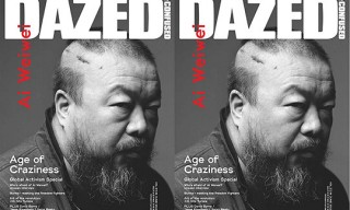 "Dazed & Confused June Issue: ""Age of Craziness"" Ai Weiwei Cover"