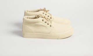 F-Troupe Canvas Chukka