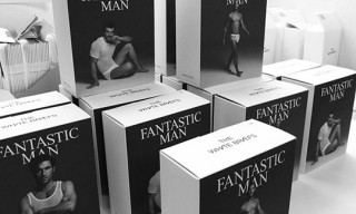The White Briefs for Fantastic Man Magazine Undergarments