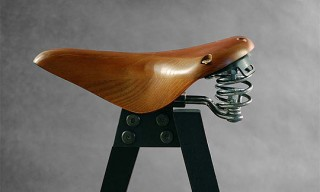 Gabriel Hargrove Saddle Stool