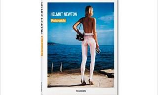 """Helmut Newton: Polaroids"" Book"