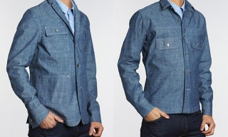 J. Lindeberg Humphrey 3 Chambray Blazer and Shirt for Summer 2011
