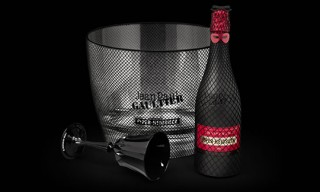 Jean Paul Gaultier for Piper Heidsieck Brut Cuvée