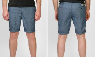 Left Field Angus Young Shorts