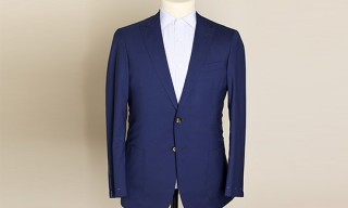 "Loro Piana ""Featherweight"" for FSC Suit"