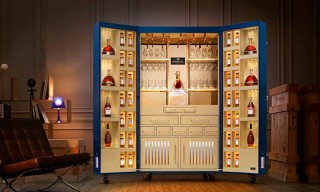 Pinel & Pinel Cognac Trunk for Martell