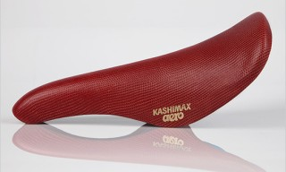 Kashimax for Paul Smith Aero Bicycle Saddle