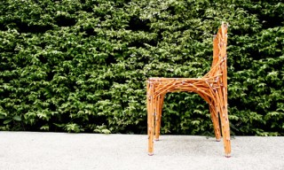 Anon Pairot's Pencil Chair