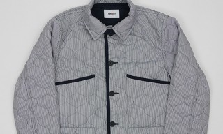 Present London Quilted Collection Workshirts and Jackets