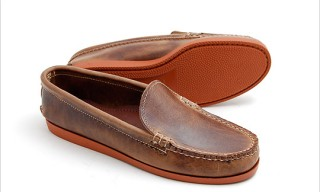 Quoddy for Leffot Venetian Mocassins