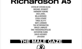 "Richardson A5 ""The Male Gaze"""