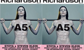 "Andrew Richardson ""Richardson"" Magazine and Sex"