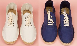 Sultan Wash Espadrilles for Summer 2011