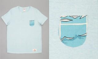 Sunny Sports Printed Pocket T-Shirt