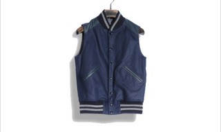Golden Bear for Unionmade Varsity Vest