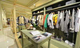 WP Men's Shop Opens in Rome