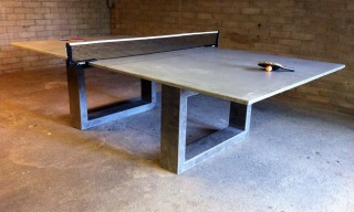 Ping Pong Dining Table from James DeWulf