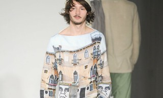 agnès b Spring/Summer 2012 Men's Runway