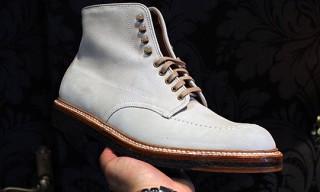 Pitti | Alden Footwear for Spring/Summer 2012