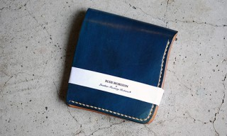 Roberu Leather Wallets for Blue Horizon Surf Shop