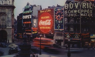 The Making of a 1954 Coca-Cola Neon Sign